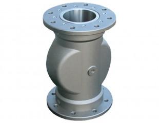 VM050BB0 - Клапан Пережимной (TOREX) - 50мм