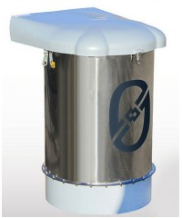 WAM Silotop Zero- SILAB14 - Фильтр для Силосной Вентиляции 14м2