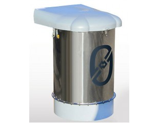 WAM Silotop Zero- SILAB24 - Фильтр для Силосной Вентиляции 24м2